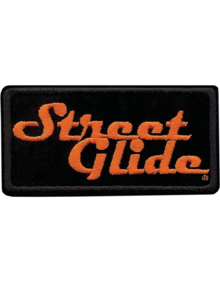 Нашивка-емблема Streetglide SM (вишита)