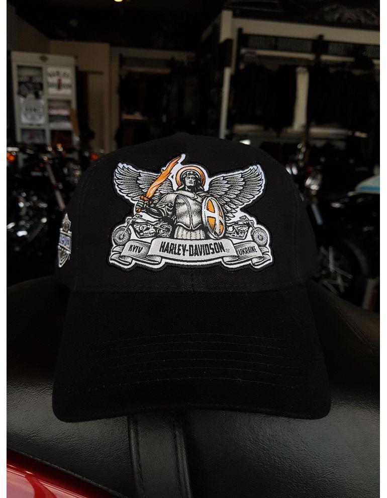 "Кепка з логотипом ""Harley-Davidson Kyiv"""