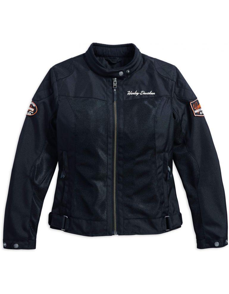 Куртка жіноча текстильна розмір M