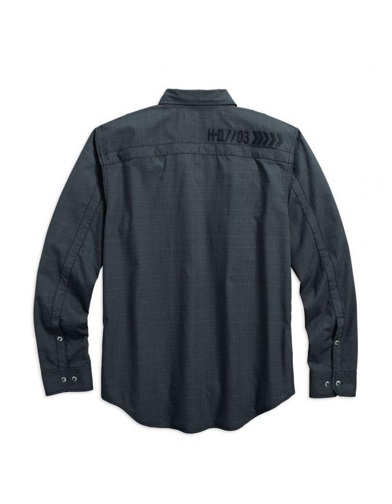 Сорочка чоловіча довгий рукав розмір L