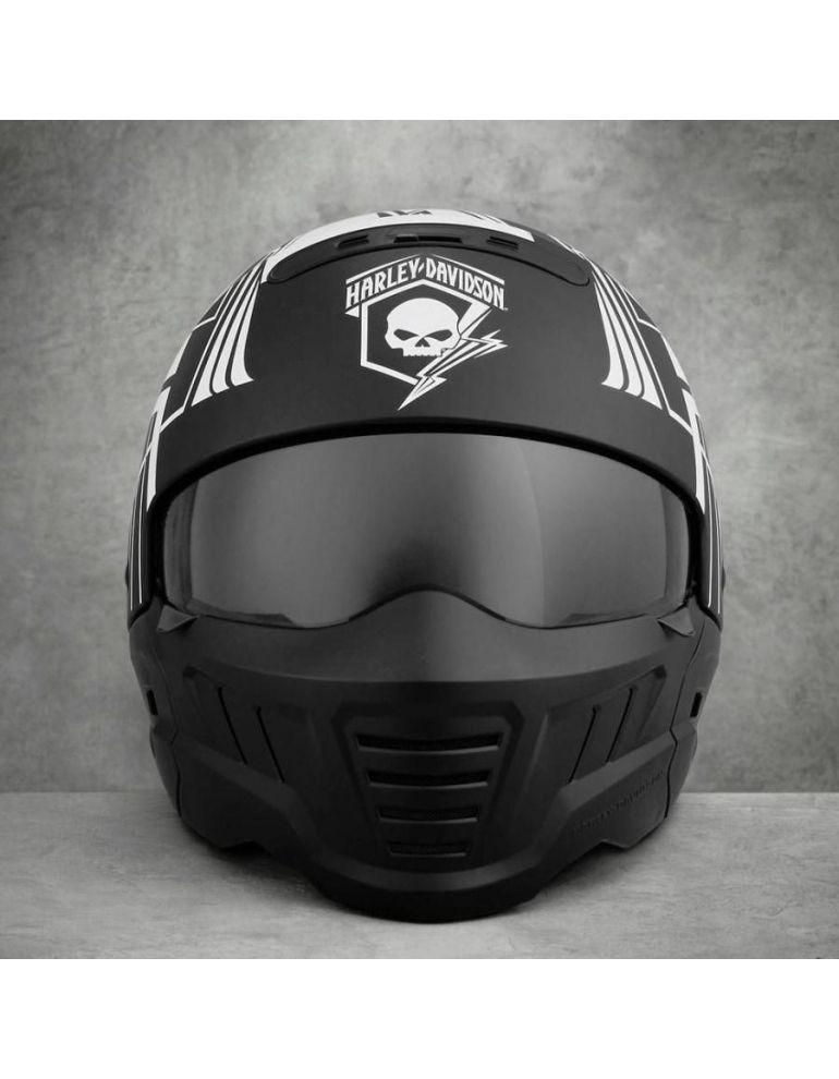 Шолом мотоциклетний розмір XL