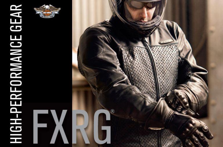 Мотоэкипировка FXRG® PREMIUM PERFORMANCE