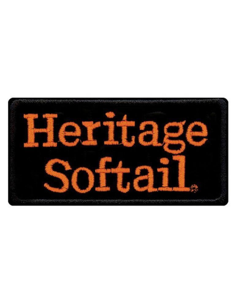 Нашивка-емблемаHeritage Softail SM (вишита)