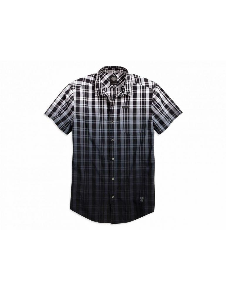 Сорочка чоловіча з коротким рукавом розмір L
