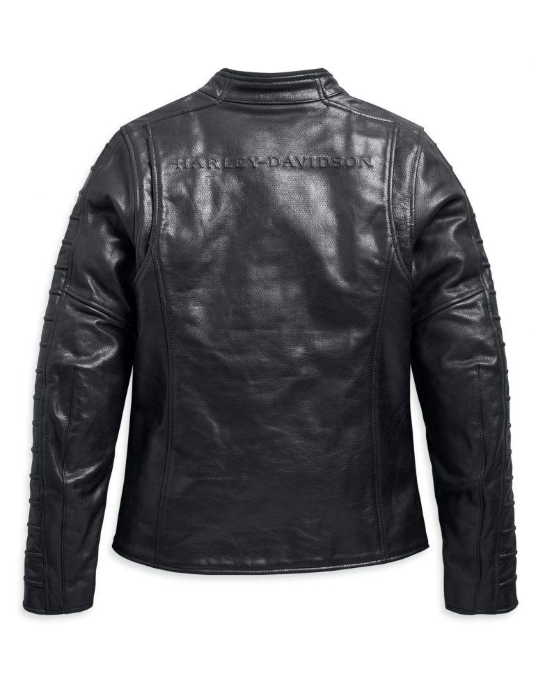 Куртка жіноча шкіряна розмір S