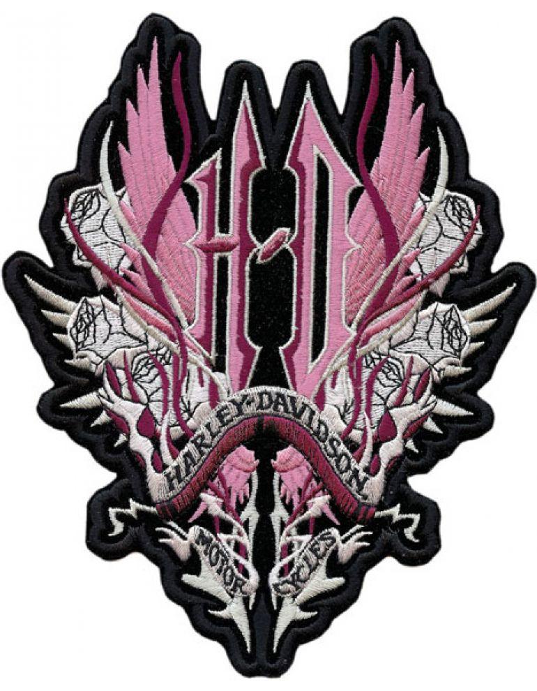Нашивка-емблема H-D Thorn LG (вишита)