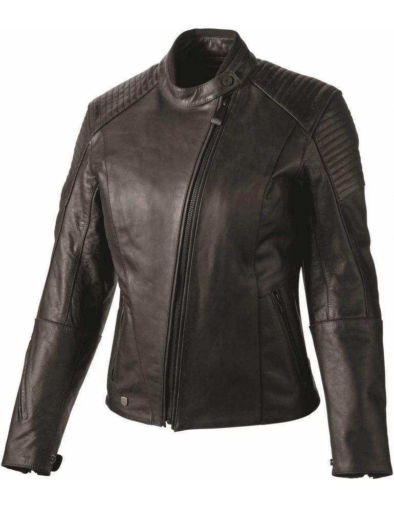 Куртка жіноча шкіряна розмір M
