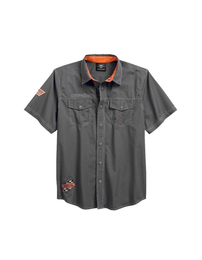 Сорочка чоловіча короткий рукав розмір S