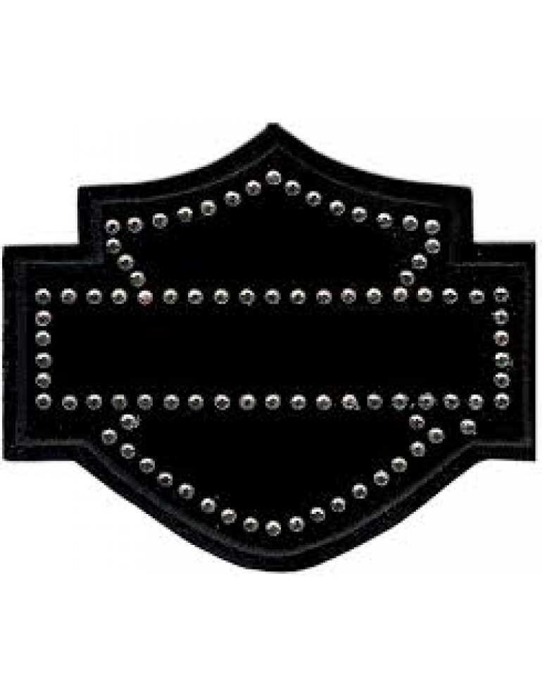 """Нашивка-емблема """"Bar&Shield"""" (вишита)"""