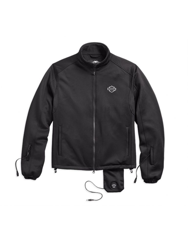 Куртка з підігрівом чоловіча розмір M