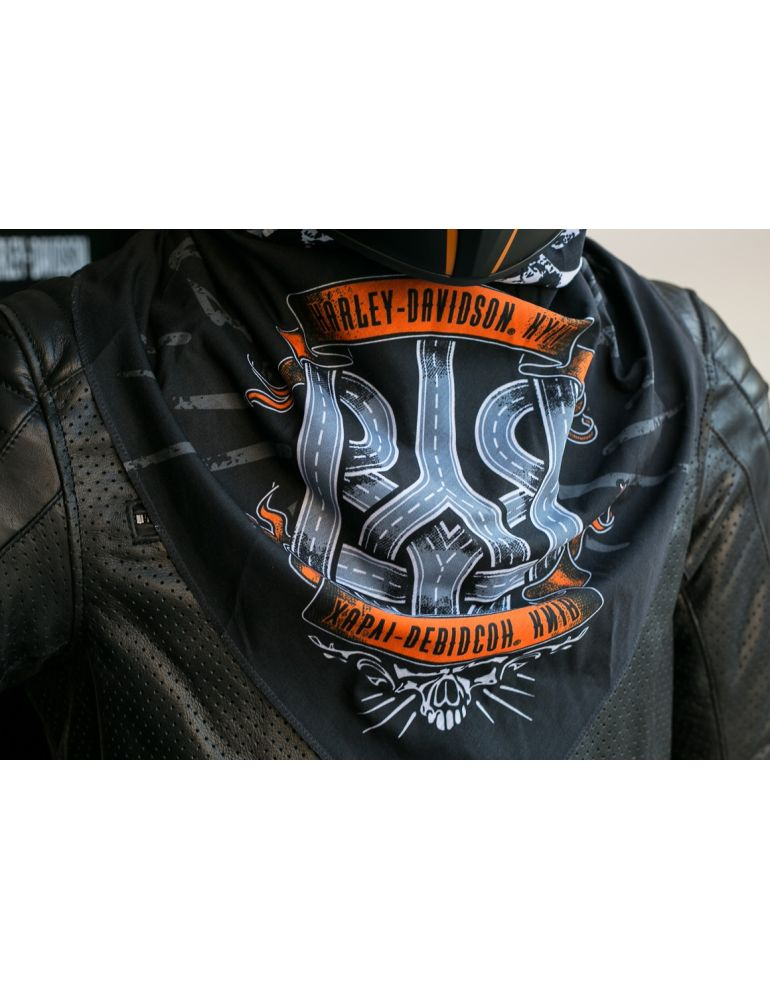 Бандана з логотипом